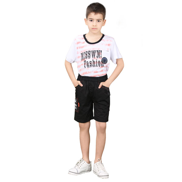 Trendy Boys Short Pants Athletic Shorts Childrens Fashion Clothing