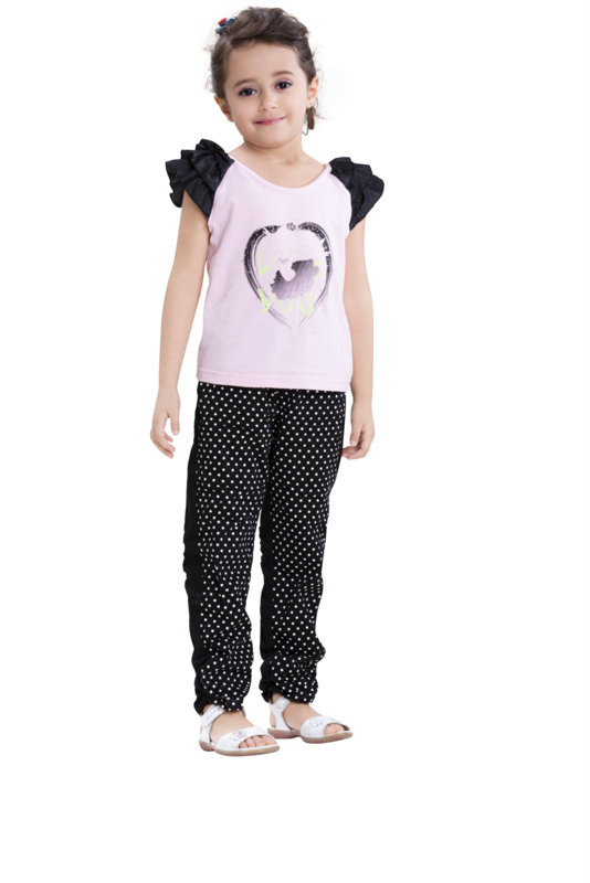 Girls Normal Trousers Kids Long Pants Wholesale Online