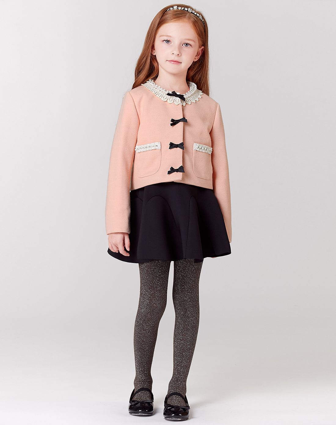 Kids Fashion Clothing New Arrival High Quality Girls Winter Skirts