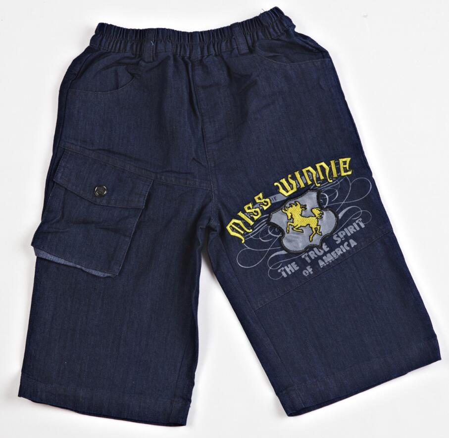 Boys Denim Short Jeans