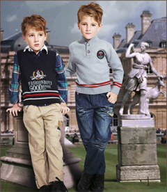 China supplier boys autumn sweaters wholesale