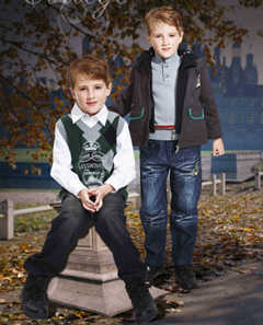 OEM kids boys sweater design pictures