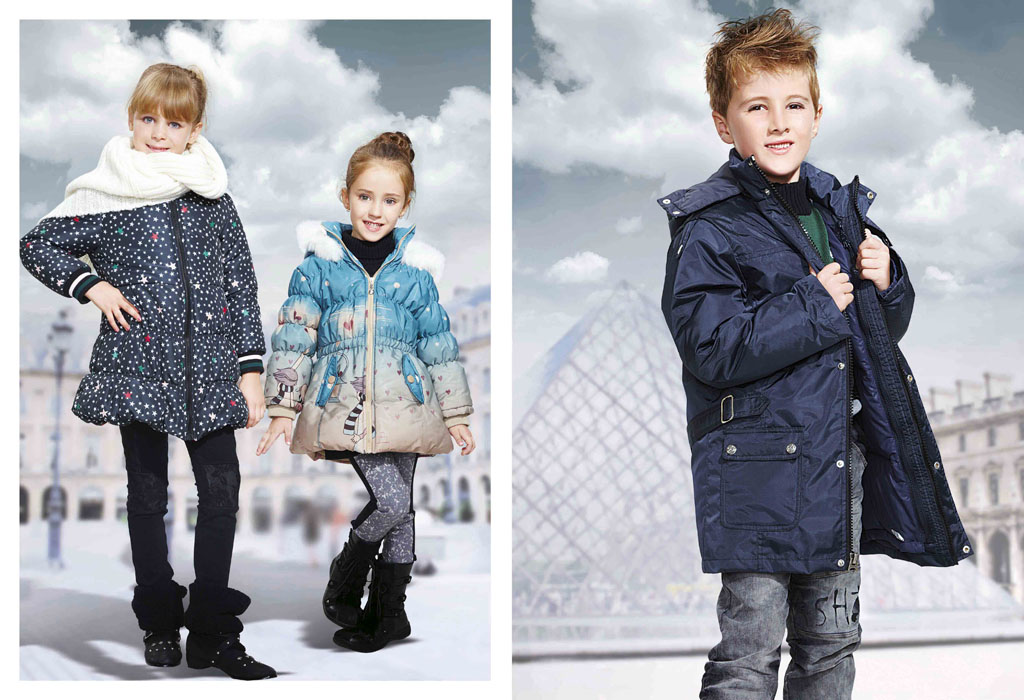 trendy chic kids jackets