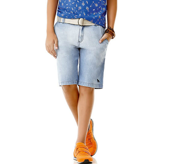 Latest Summer Boys Short Jeans Personalized Children's Apparel