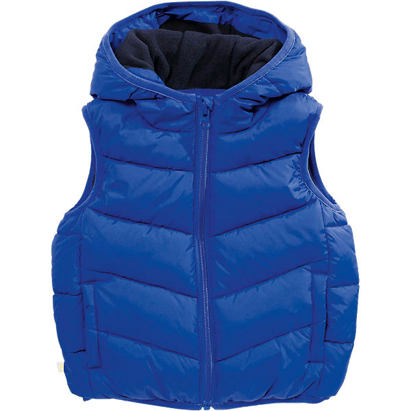 Outdoor Hoodie Vests for Boys