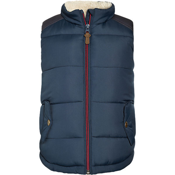 Outdoor Stand Collar Vests for Boys