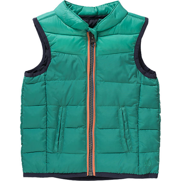 Cute Baby Quilted Vest for Boys Baby Outerwear Collection
