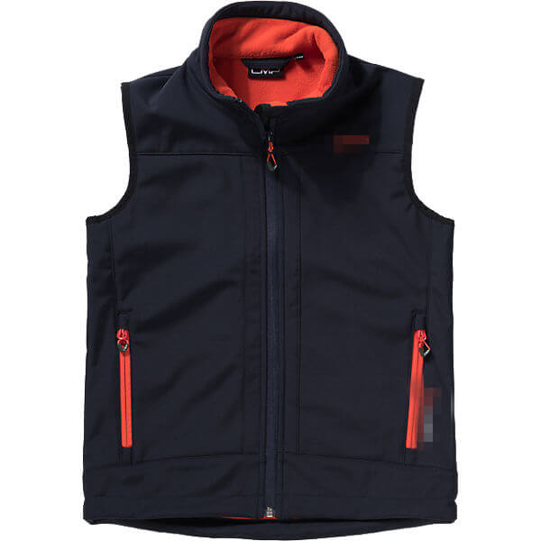 Designer Softshell Vest for Boys Baby Boy Waistcoats & Outerwear