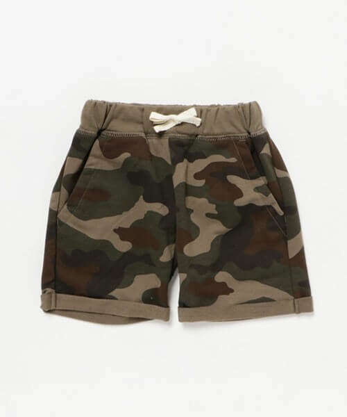 Boys Camouflage Shorts Kids Athletic Shorts Latest Fashion for Kids
