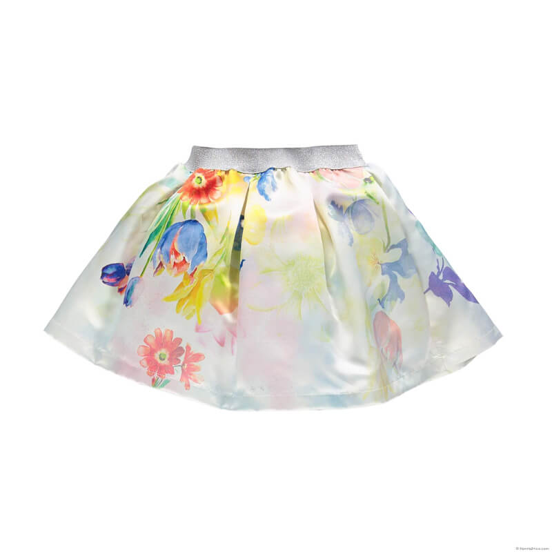 Short Floral Skirts for Girls Online Shopping for Kids Clothes