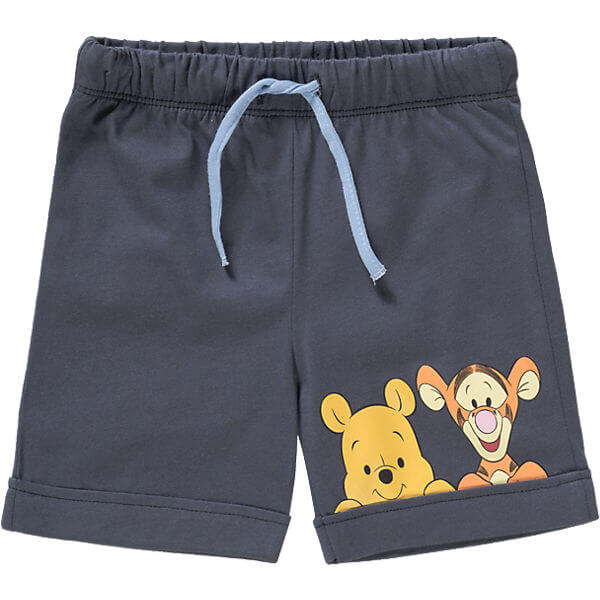 Disney Winnie the Pooh Baby Shorts for Boys Customized Kids Clothes