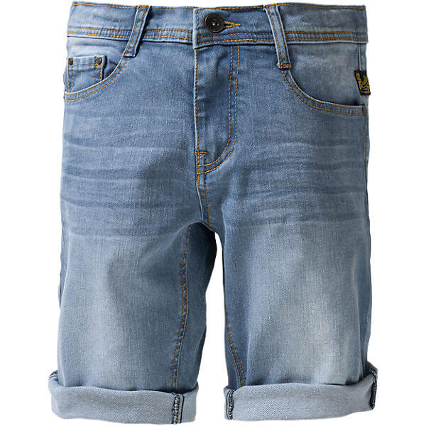 Vintage Style Jeans Shorts for Boys Children's Fashion Clothing