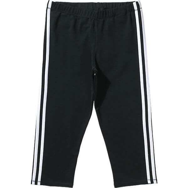 New Fashion Essentials 3/4 Sports Pants for Girls Custom Kids Clothing