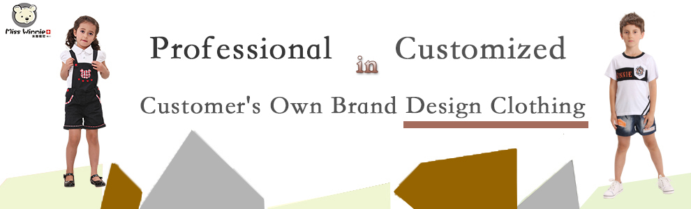 professional in customized customers' own brand design clothing