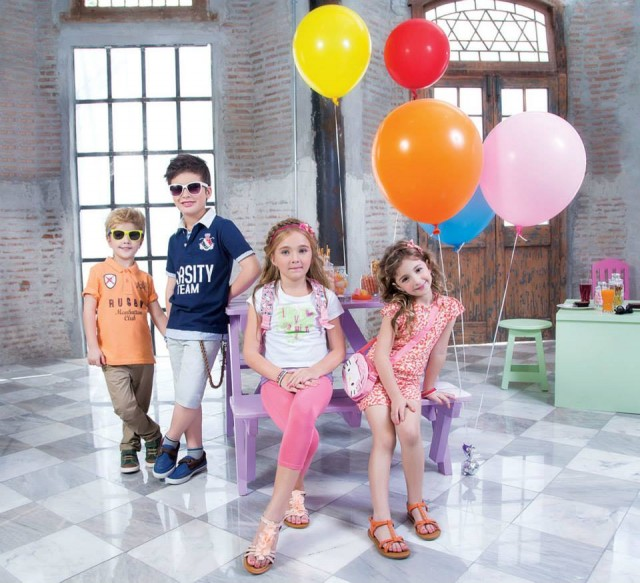 kids fashion for spring summer