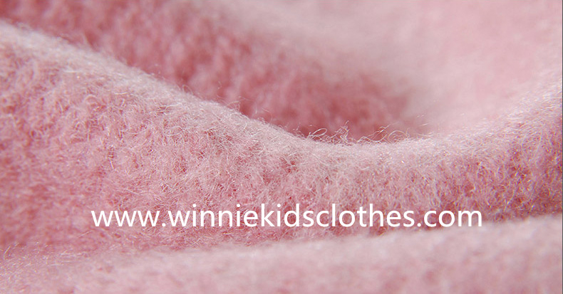 knitted fabrics of family clothing