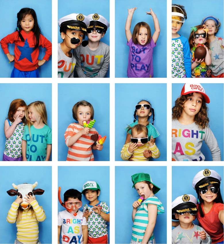 fashion kids clothing