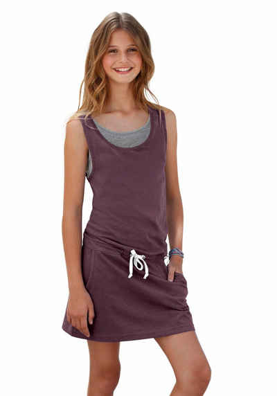 girls vest dress