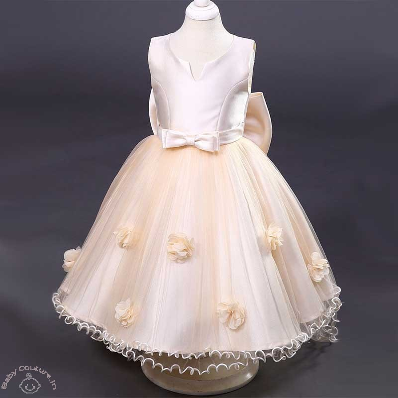 elegant kids party dress