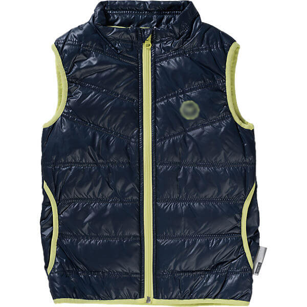 boys stretch puffer vest