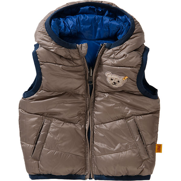 Baby Down Vest for Boys 3