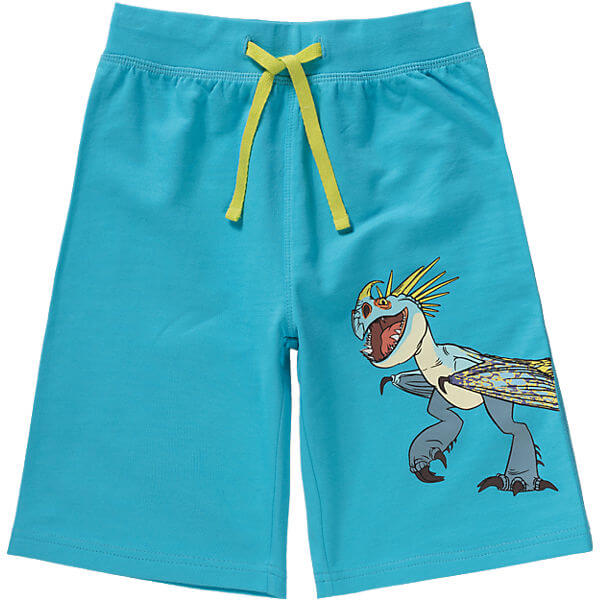 New Fashion Boys Cotton Sweat Pull On Shorts Double Pack dragon green