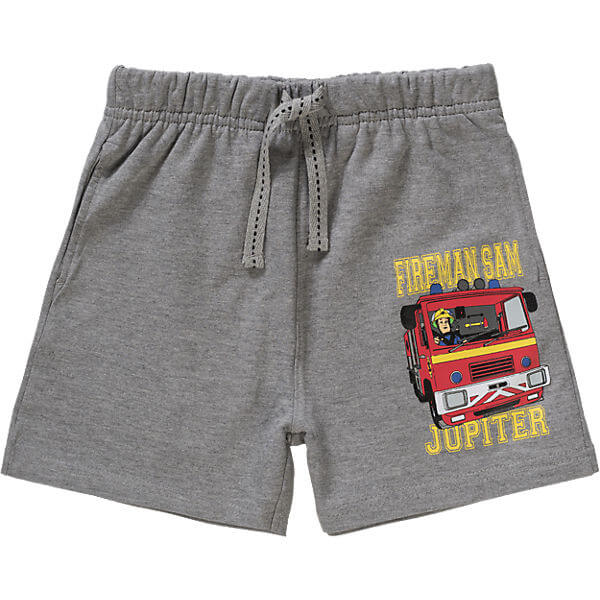 2017 Latest Stylish Kids Clothing Boys Cotton Pull Up Shorts grey