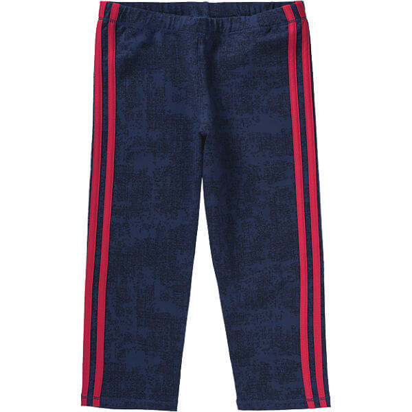 New Fashion Essentials 3/4 Sports Pants for Girls Custom Kids Clothing dark blue