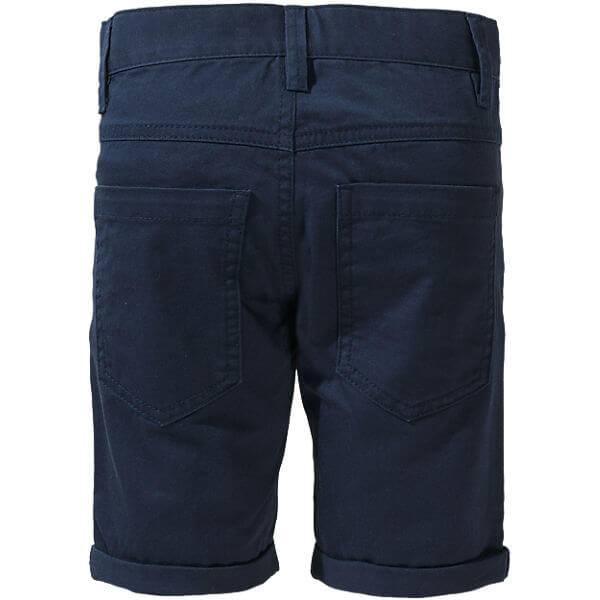 Skin-friendly Pure Cotton Shorts for Boys Custom Kids Clothes back