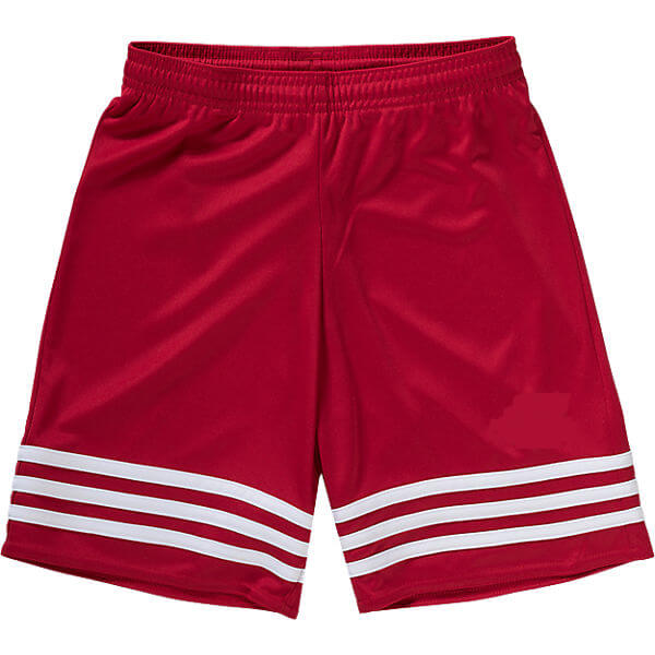 New Fashion Athletic Shorts for Boys Red Kids Clothing