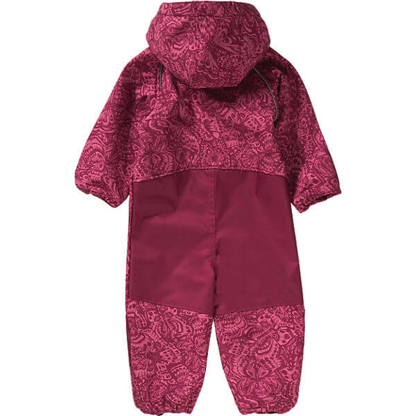 Custom Kids Clothing New Fashion Softshell Suits for Girls back