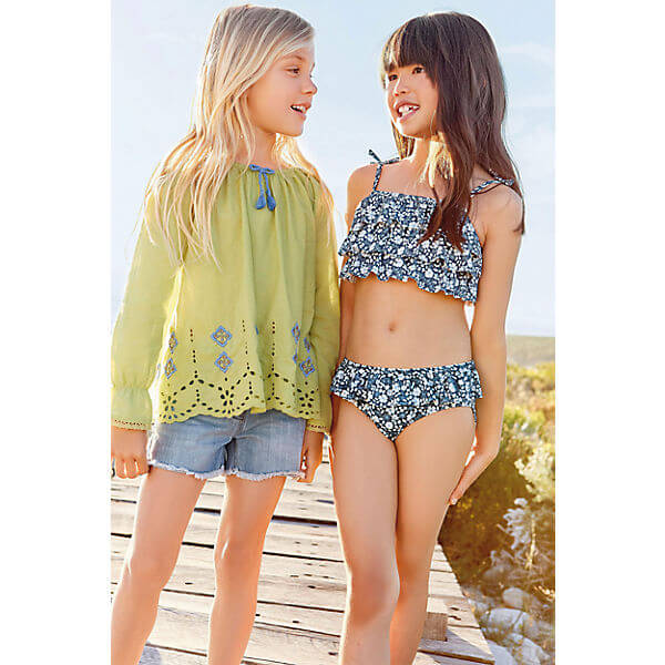 Quick-drying Highly Elastic Bikini for Girls